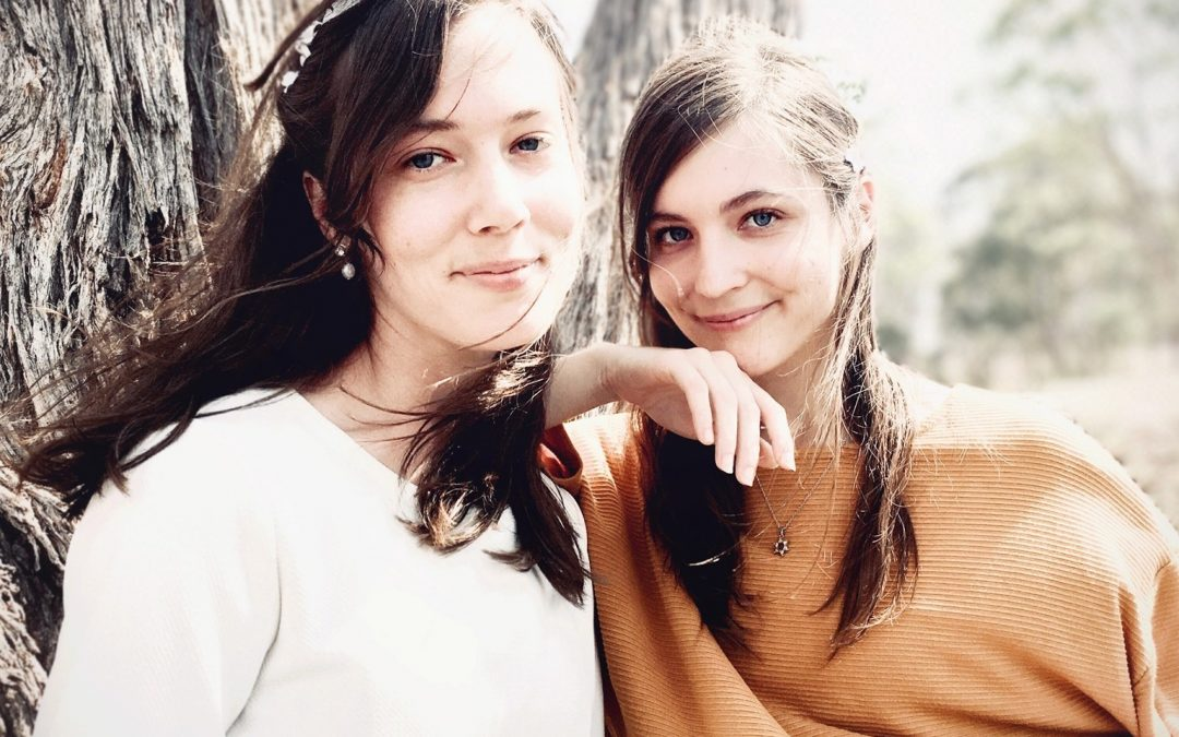 Episode 15: The amazing duo, Nine Year Sister, share their first two albums, songwriting, recording and working together as sisters.
