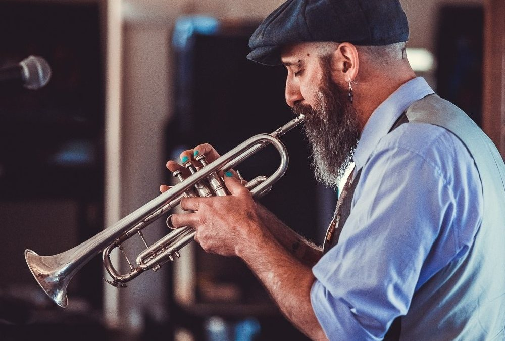 Episode 28: We talk New Orleans Jazz and more with Cameron McCraken Smith