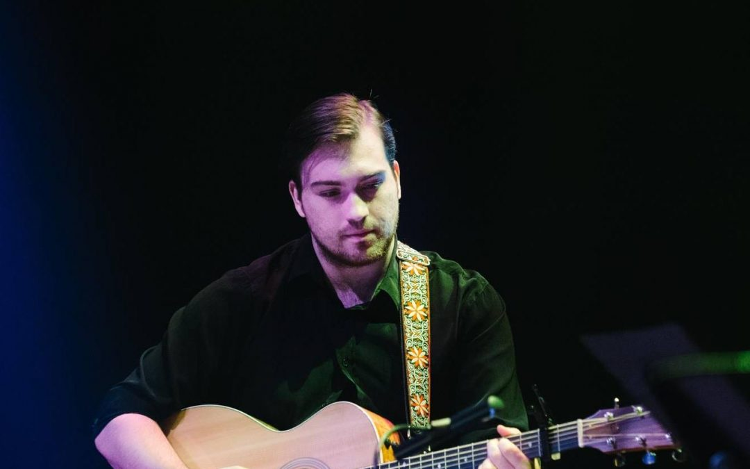 Episode 35: Introducing the talented guitarist, vocalist and music producer Tim Hacquoil and his new EP 'See Us' .
